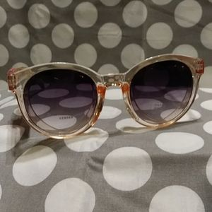 Beautiful Rose/Blush Sunglasses
